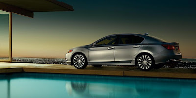 2014 Acura RLX - Reviews