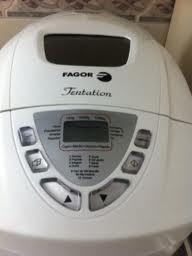Panificadora Fagor 850 (PAN-850)  (Gananones)