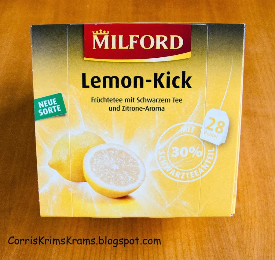 Milford, Tee, Lemon-Kick