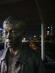 Seoul - Jeon Tae-il statue