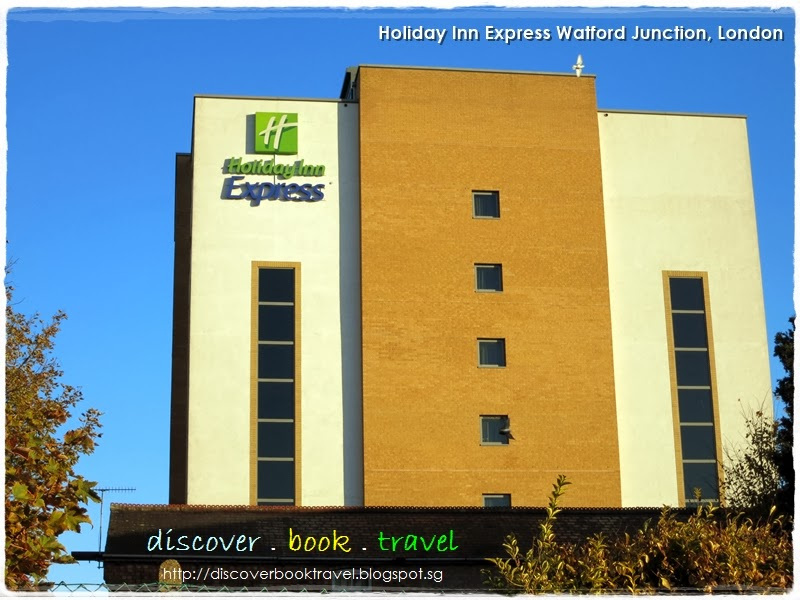 google-maps-discoverbooktravel: Hotel Review: Holiday Inn Express ...