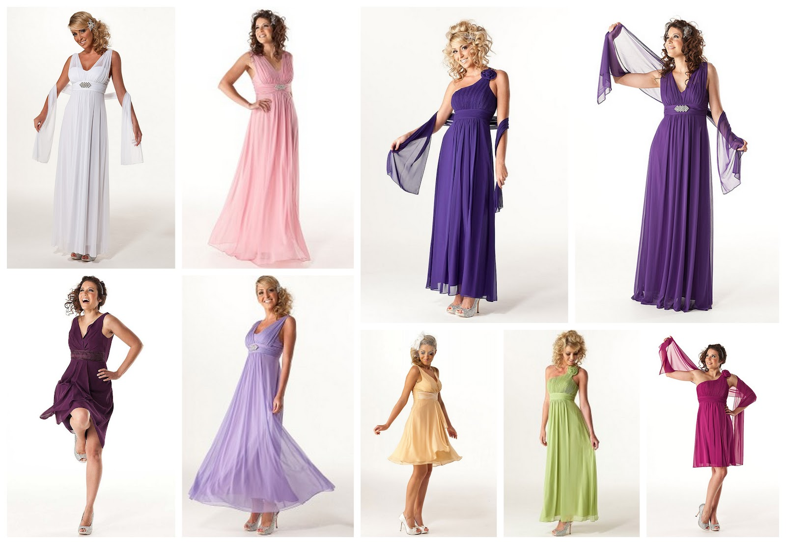 Introducing girls of elegance for affordable wedding accessories ombrellifo Choice Image