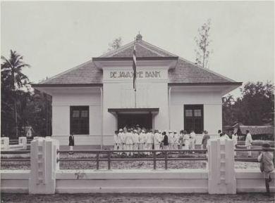 Sejarah Bank BRI dan Bank Indonesia