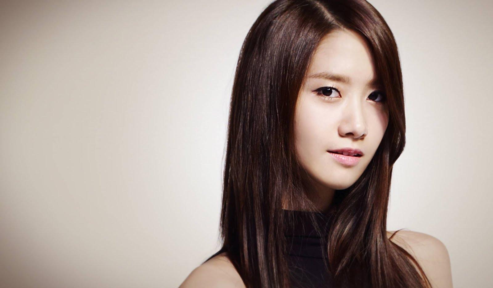 im Yoona Hairstyle Korean Hairstyles Yoona Snsd