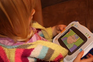 Peppa Pig on Innotab 2