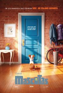 ver pelicula La vida secreta de tus mascotas, La vida secreta de tus mascotas online, La vida secreta de tus mascotas latino