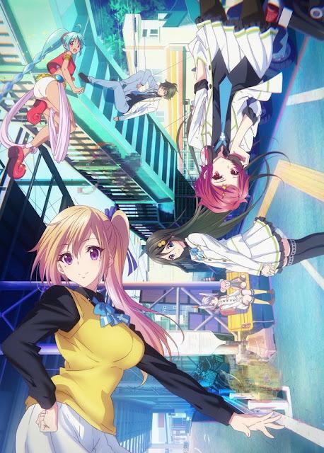 Video Promosi Terbaru Dari Anime 'Musaigen no Phantom World' Diperlihatkan