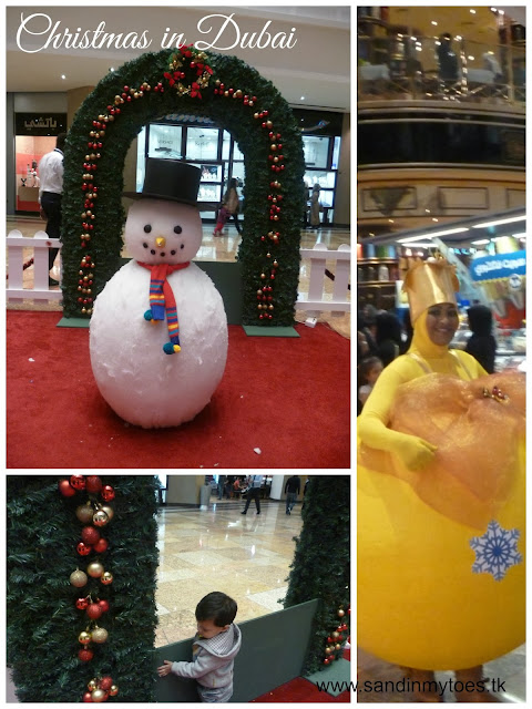 Christmas at Dubai Festival City