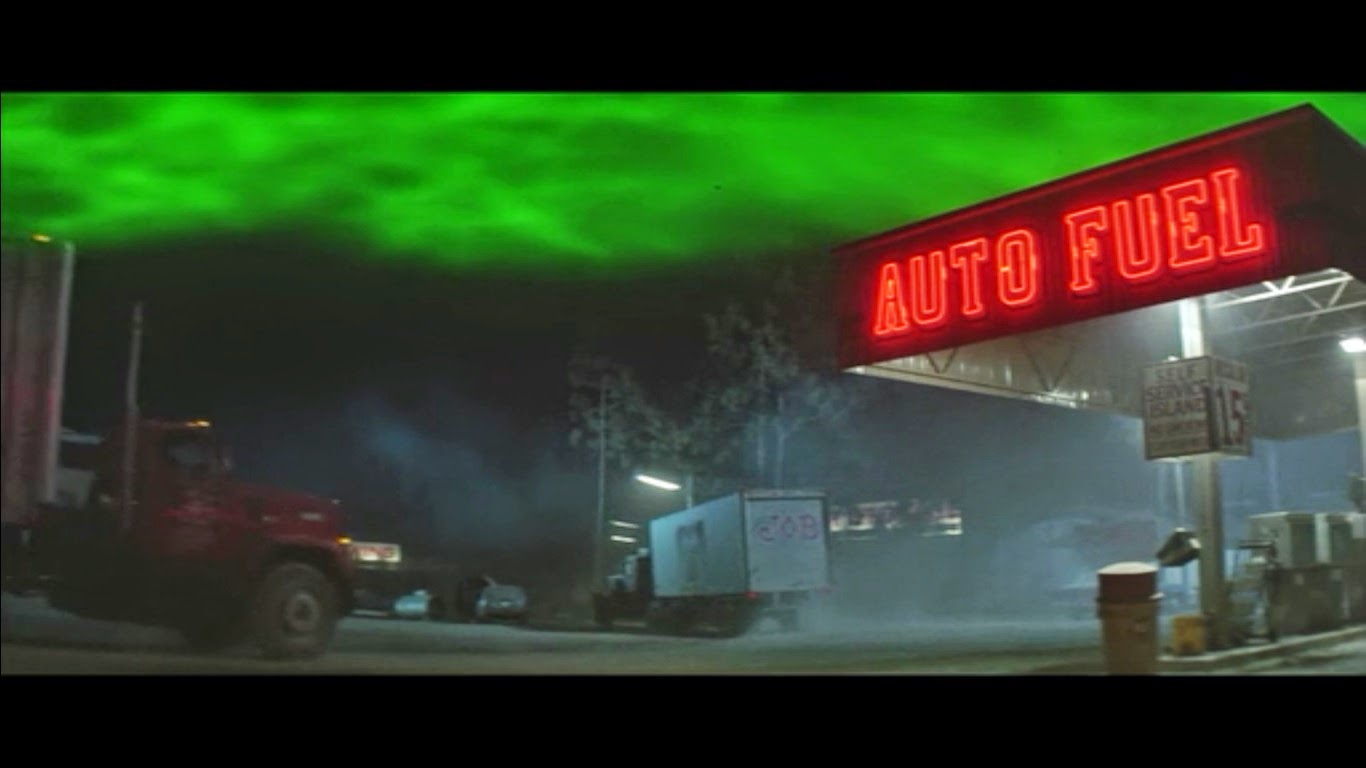 Cinematic Catharsis: Cinematic Dregs: Maximum Overdrive