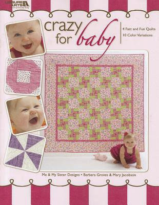 book cover, Crazy for Baby