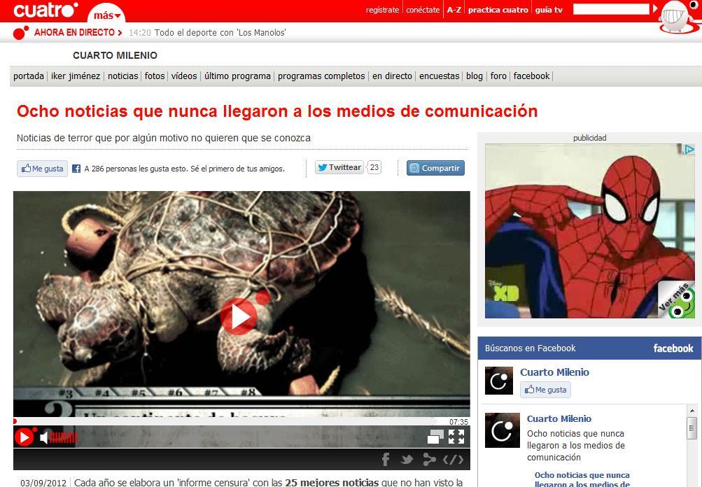 Otra vez tu haarp ya no es una cosa de conspiranoicos for Noticias cuarto milenio