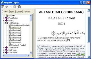 Download Software Al Qur'an Digital Gratis Versi 2.1