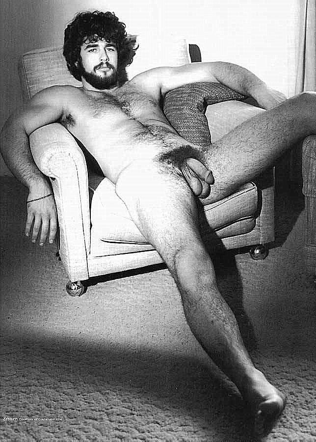 Desnudo modelo masculino gallina fiesta