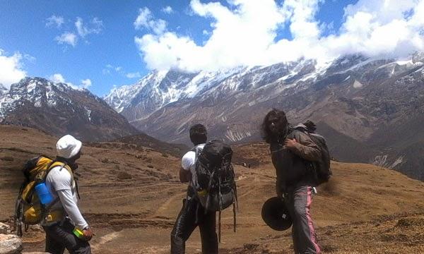 Himalayan trekking India