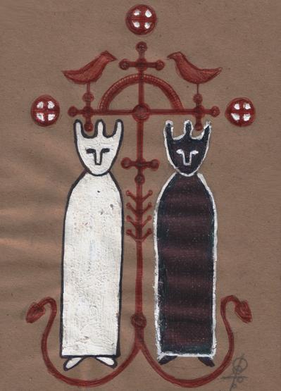 белобог и чернобог