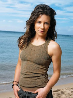 Evangeline Lilly Beautiful Pics