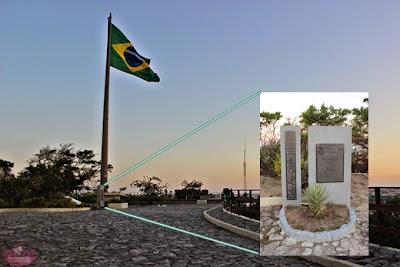 Mirrante do Morro da Guia em Cabo Frio