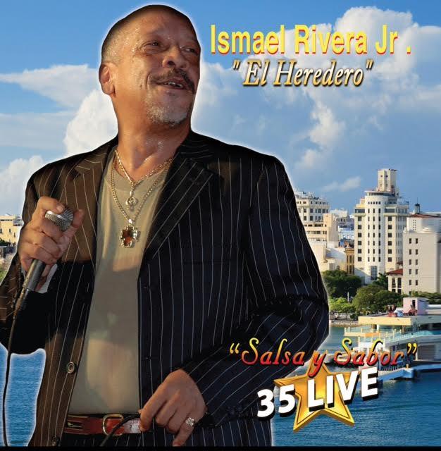 Nuevo CD 35 años en la salsa
