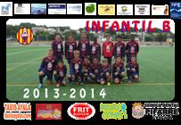 INFANTIL B 2013-14