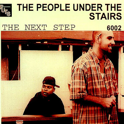 People Under The Stairs – The Next Step (CD) (1998) (FLAC + 320 kbps)