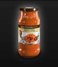 ... - The Good, The Bad, The Maybe: Wolfgang Puck's Creamy Vodka Sauce