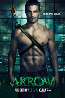 Download - Arrow 1ª Temporada Completa  BDRip AVI Dual Áudio + RMVB Dublado
