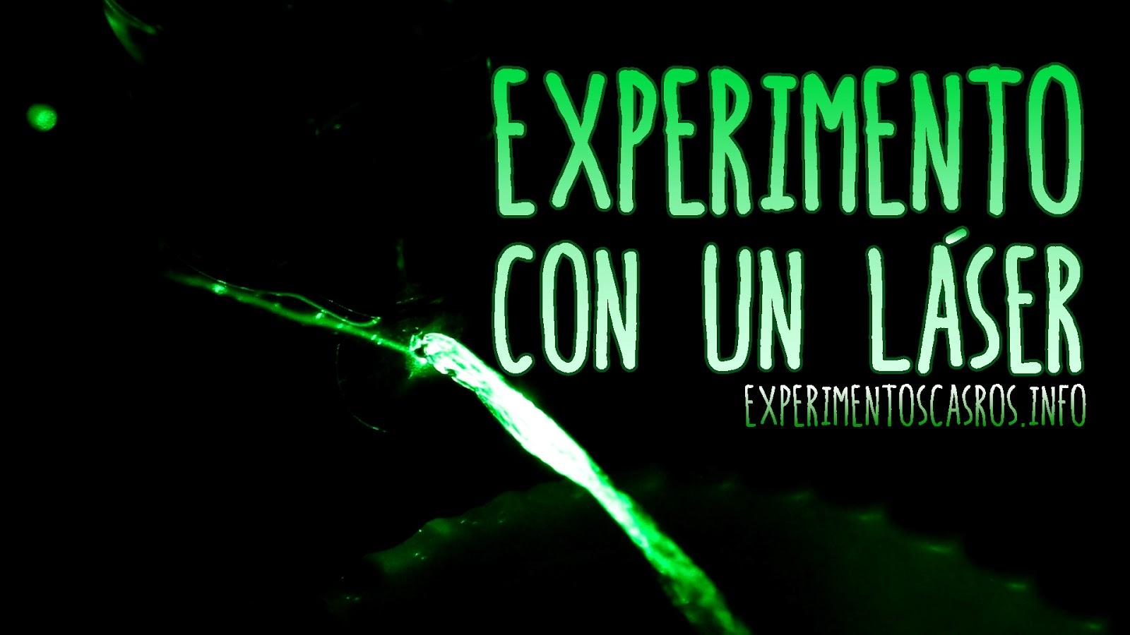 increíble experimento con un láser, experimentos con un láser, láser casero,experimento impresionante, reflexión de la luz, experimentos con luz ,experimentos caseros, experimentos, experimento, experimentos sencillos, experimentos fáciles, experimentos para niños, experimentos caseros para niños, ciencia, ciencia en casa, feria de ciencias, experimentos de física, experimentos de química