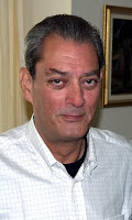 Paul Auster in New York City 2008