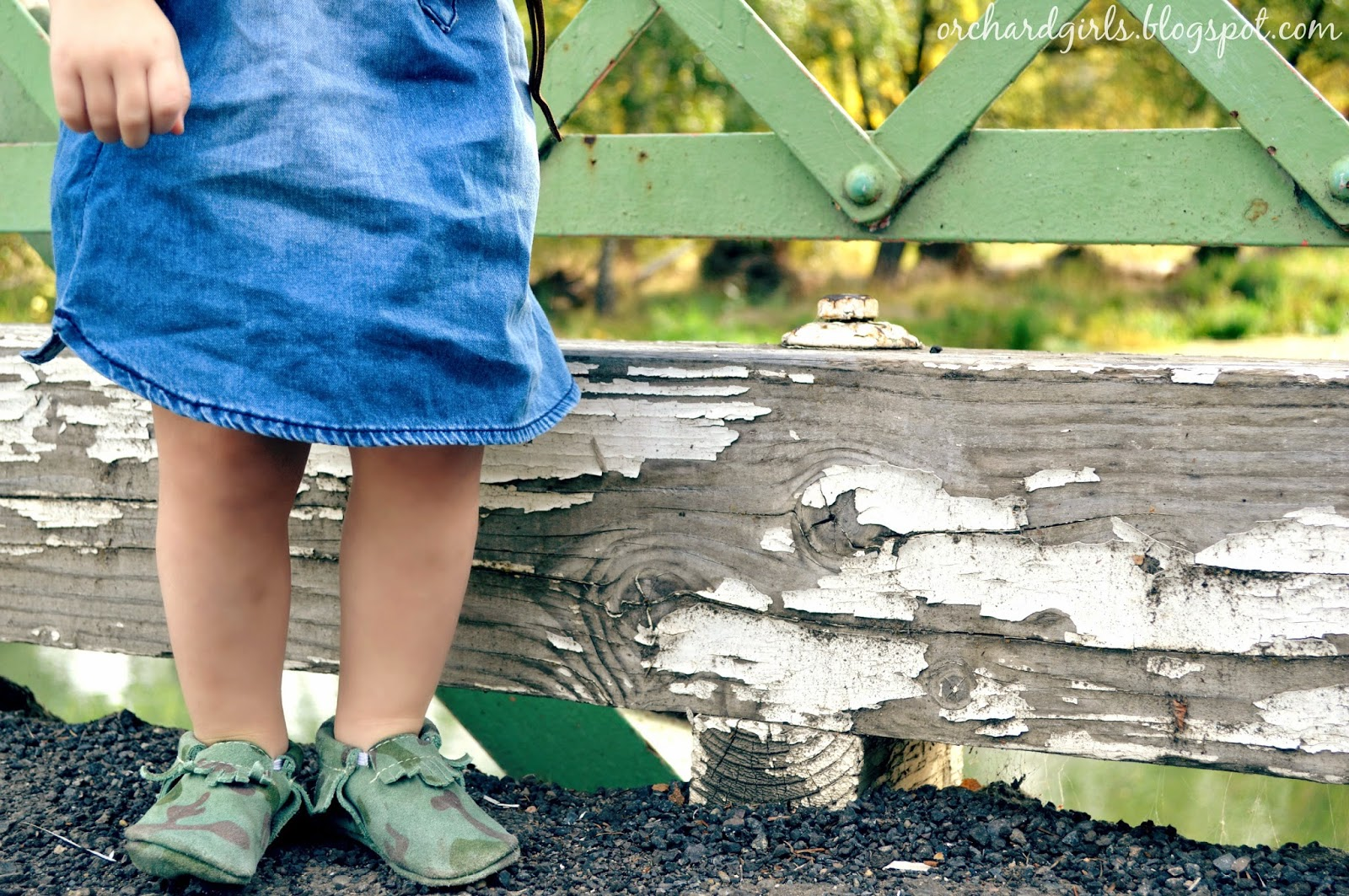 Freshly Picked Moccasin Review and Giveaway from Orchard Girls
