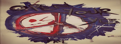 Couverture Facebook timeline abstract