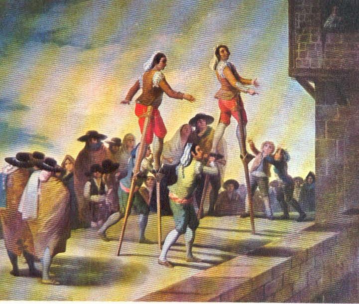 Pintura Goya