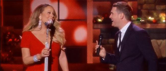 Michael Bublé  Mariah Carey