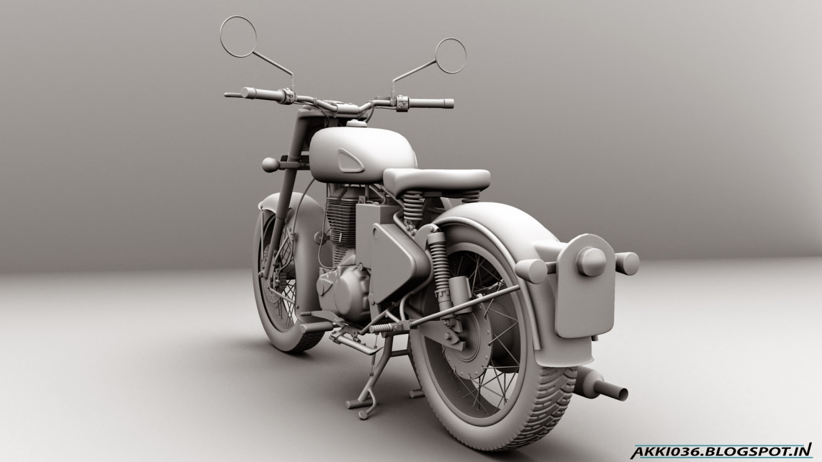 3d models in autodesk maya 3d royal enfield motorcycle for 3d model viewer