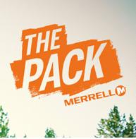 Merrell The Pack
