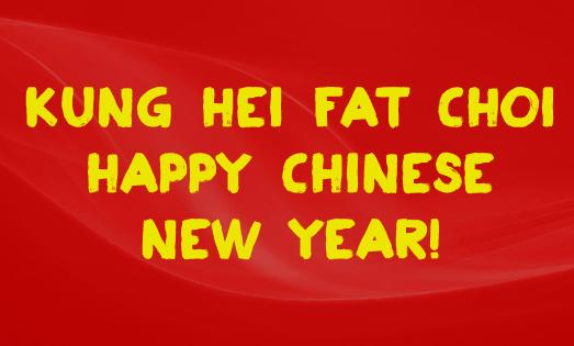 """""""Kung Hei Fat Choi"""" (Happy Chinese New Year)! ~ FOOD ..."""