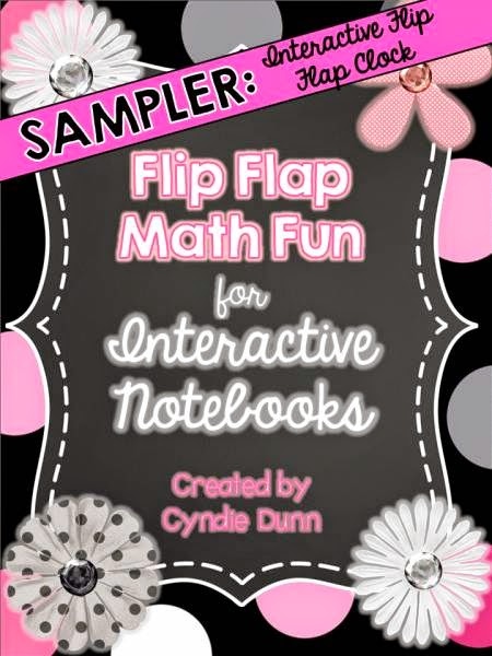 http://www.teacherspayteachers.com/Product/Flip-Flap-Fun-Math-FREEBIE-Clock-1272634