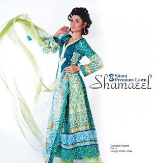 Shamaeel Ansari Lawn Collection 2011