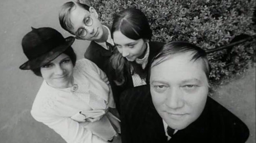 'Spalovac mrtvol' {The Cremator – 1969} / Juraj Herz