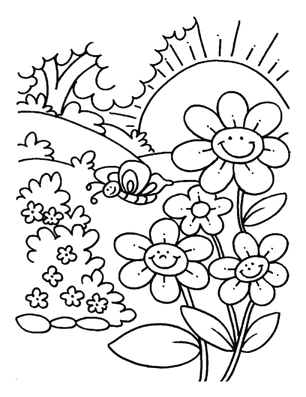 carnation coloring pages - photo#40