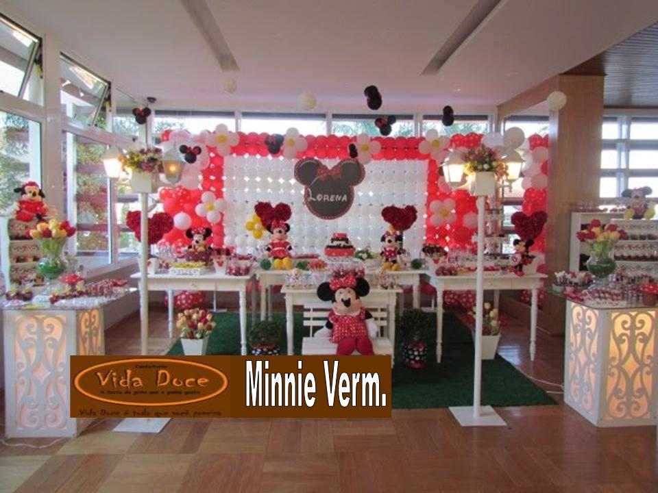 Mesa Proven  Al Minnie Vermelha