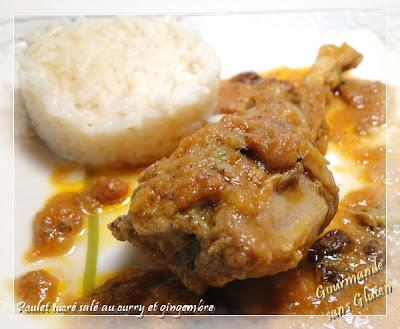 http://gourmandesansgluten.blogspot.fr/2013/04/poulet-sucre-sale-au-curry-et-gingembre.html