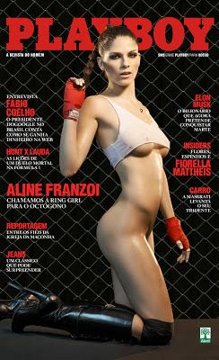 Download Revista Playboy Aline Franzoi Setembro 2013