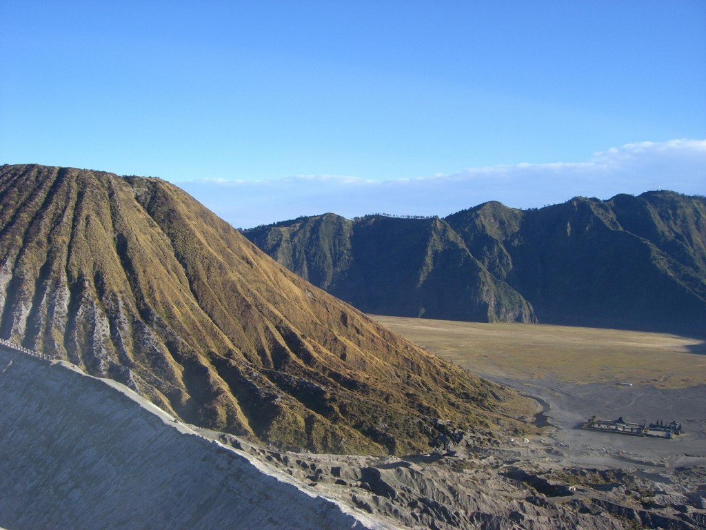 full picture: Bromo Mountain Indonesia