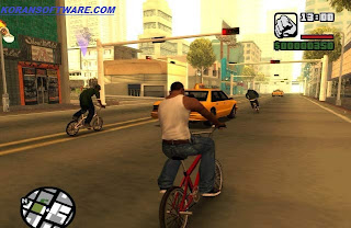 Download games GTA San Andreas full