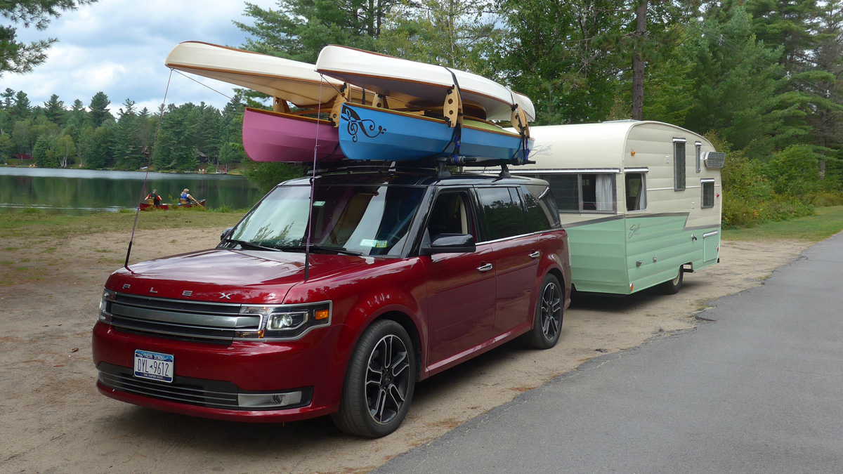 Image Result For Ford Flex Towing Capacity