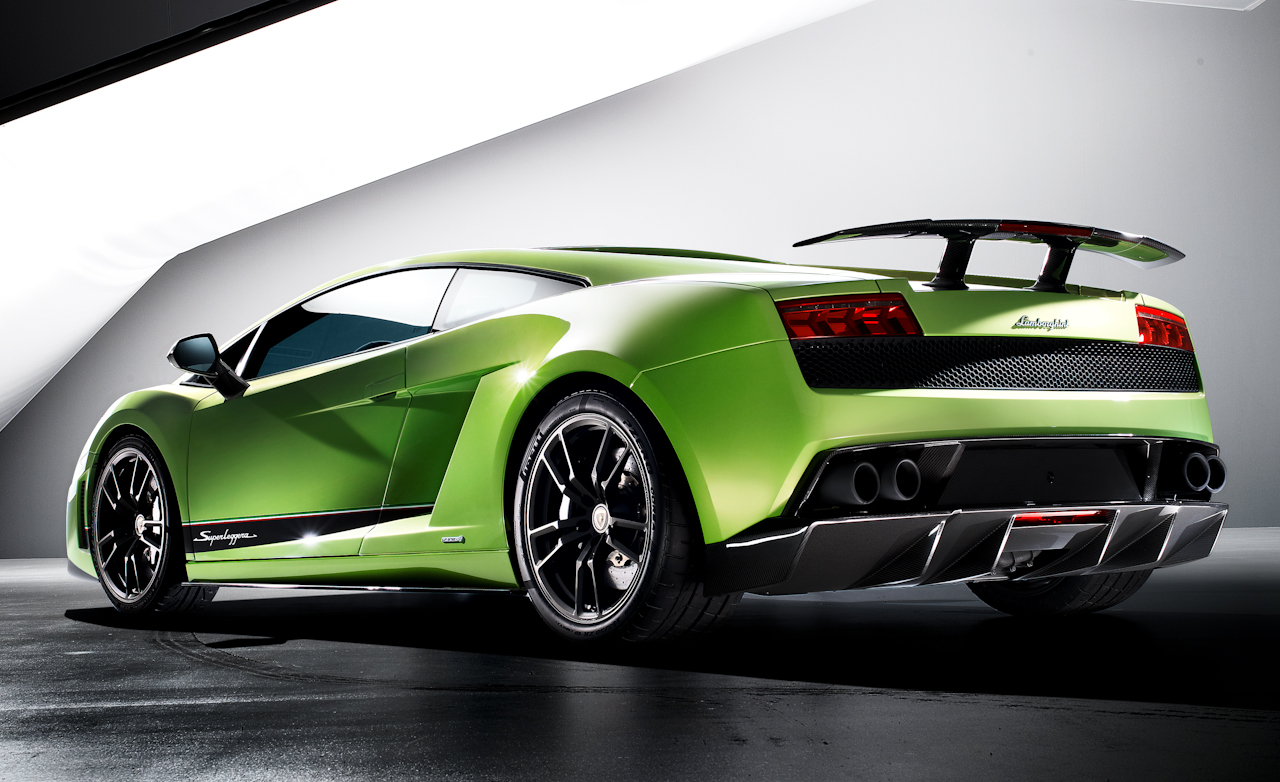Lime Green Lamborghini Gallardo Superleggera Images & Pictures - Becuo