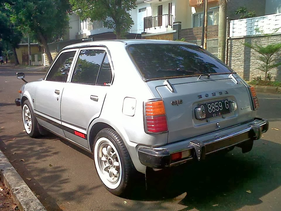 1978 honda civic 1st gen at hondamatic bursa mobil for 1978 honda civic