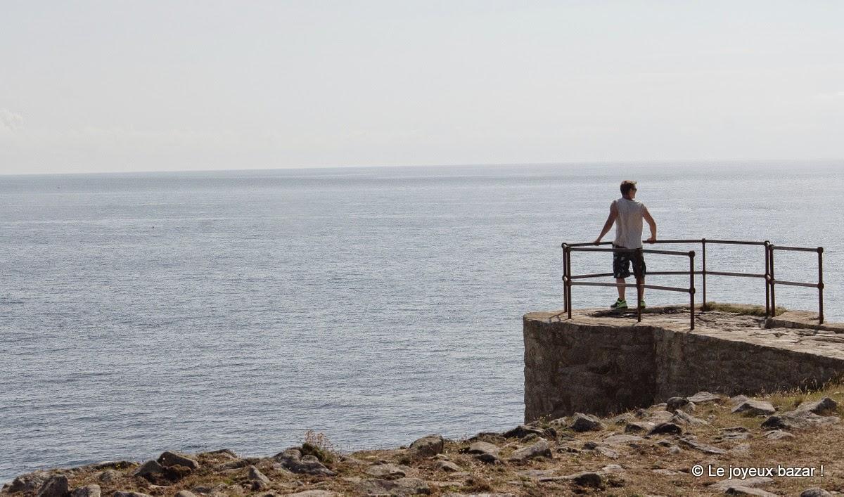 Bretagne - Pointe du Raz - randonnée