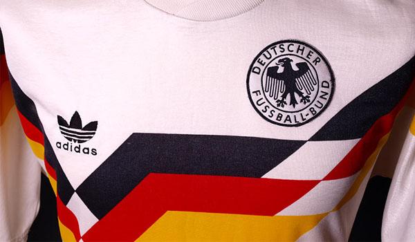 De 1990 La Alemana Elfutbloglin Camiseta qwW1Pgnqxa