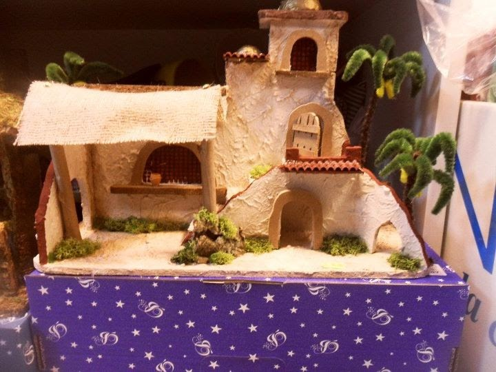 Come fare un bel presepe arabo cartolibreria la - Come fare profumi in casa ...
